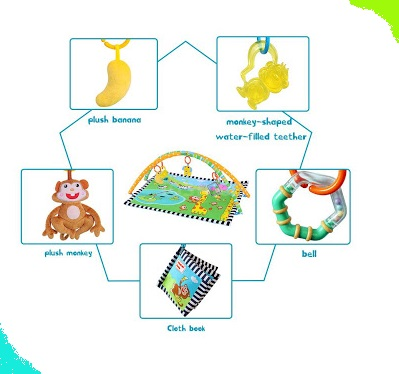 Baby safety play mats accessories