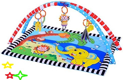 Elephant baby safety mat play mat