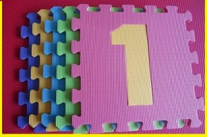 Numbers Puzzle Eva Safety Mats