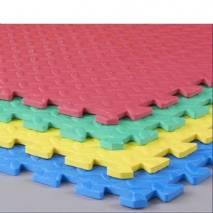 10 mm Safety Mats in Oval Finish